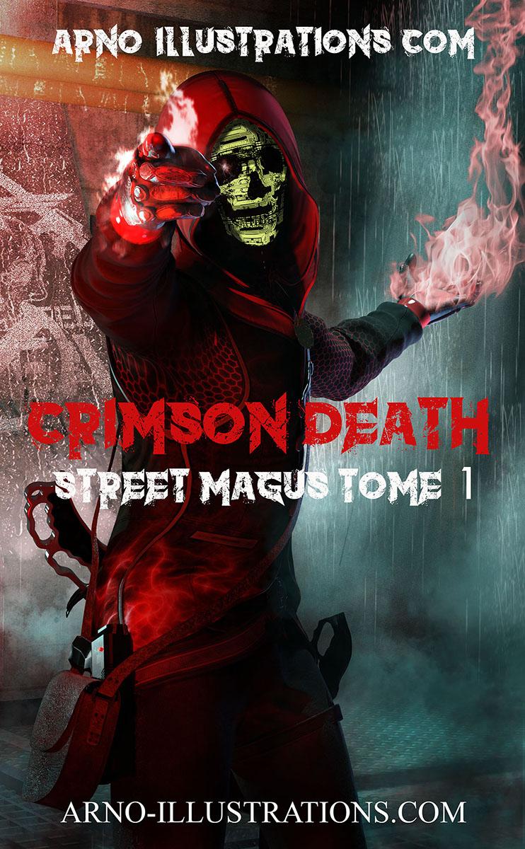 crimson-death-premade-e-book-cover