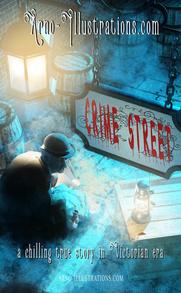 crime-street-premade-e-book-cover