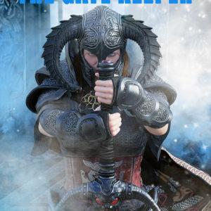 The gate keeper-premade-e-book-cover-arno-illustration.com