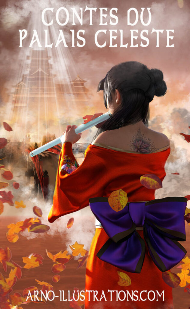 couverture livre contes asiatiques